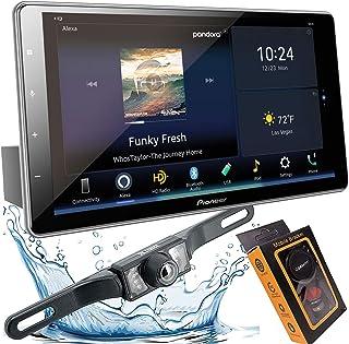 "$929 » Pioneer DMH-WT76NEX 9"" Multimedia Receiver w/Floating HD Display and Built-in Alexa, HD Radio, Apple CarPlay & Android Aut..."