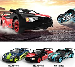 Toysgift Remote Control Car Toys RC Sport Racing Drift Car, C1/14 2.4GHz 4WD 15km/h RC Truck with 0.3MP WiFi FPV Camera Sport Racing Truck Kids Toy High Speed Vehicle for Boys Men Age 8+