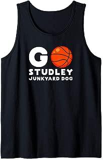 Go Studley Fan Junkyard Dog Apparel Jared Basketball Dudley Tank Top