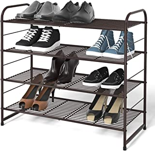 Best extra large shoe rack Reviews