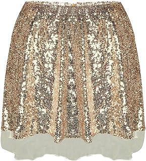 a8a204ac59865 Amazon.fr : Jupe Sequin - Femme : Vêtements