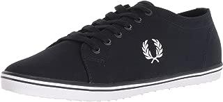 Fred Perry Men's Kingston Twill Fashion Sneaker
