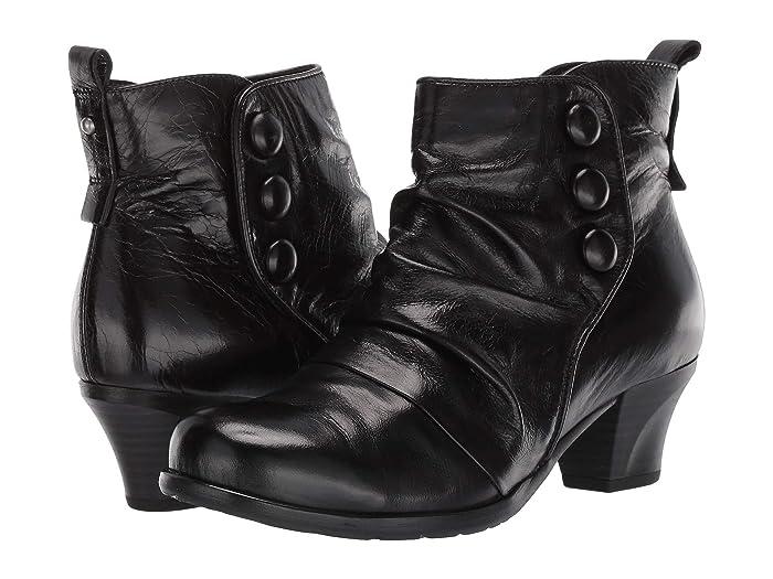Miz Mooz  Fox (Black) Womens  Boots