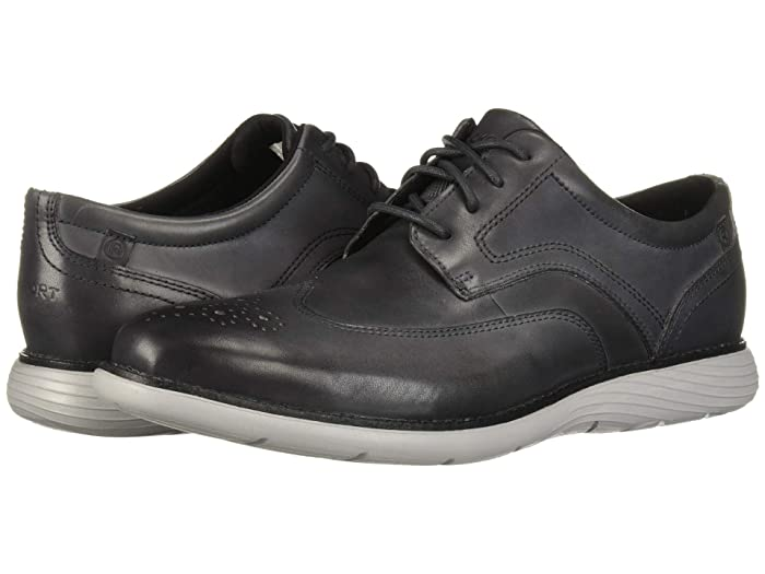 Rockport  Garett Wing Tip (Castleorck Grey Gradient) Mens Shoes