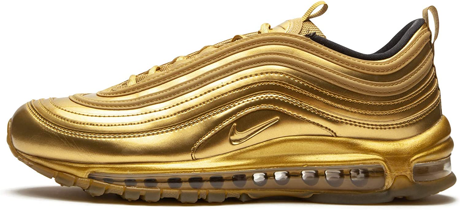 Nike Mens Air Max 97 QS Leather Trainers