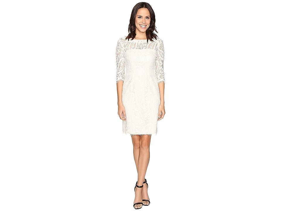 rsvp Middleton Lace Dress (Ivory) Women