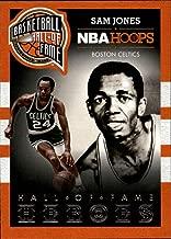 sam jones basketball cards