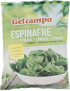Gelcampo Frozen Spinach Leaf Portions, 300 g - Frozen
