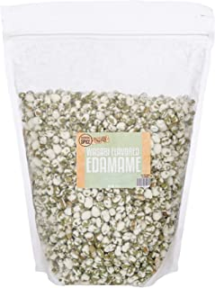 Essential Spice Wasabi Flavored Edamame, 5 Lb