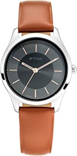Titan Analog Black womens Watch 2596SL05