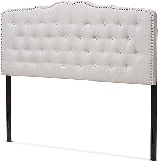 Amazon Com Baxton Studio Beds Frames Bases Bedroom Furniture Home Kitchen