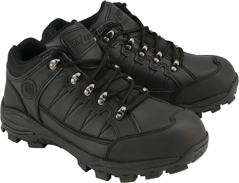 Bazalt Men's 希少 Mbm9127st Black Water 大人気 Proof Shoes Leather Frost and
