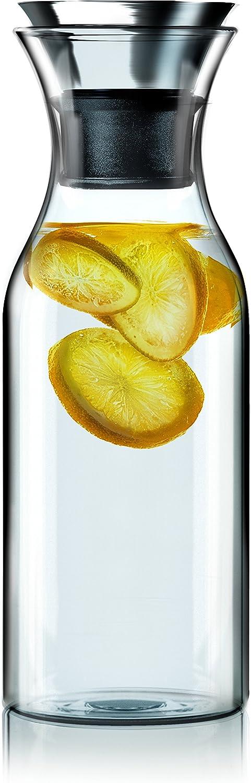 EVA SOLO 567510 - Jarra para Agua, 8,5 x8, 5x26, Color Transparente