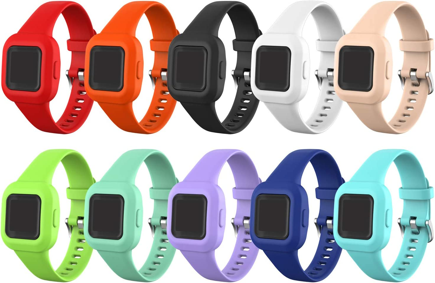 FitTurn Band Compatible with Garmin vivofit New product! New type Max 80% OFF Kids 3 Rep Bands jr.