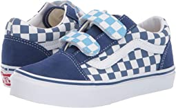 (Checkerboard) True Navy/Bonnie Blue