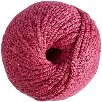 DMC Natura Hilo, 100% algodón, Color 42, Talla XL: Amazon.es: Hogar