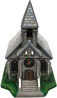 PartyLite The Church Old World Village Tealight House Series 2