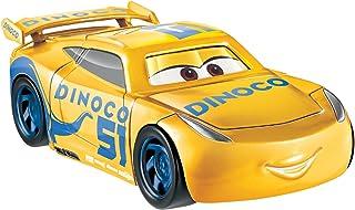 Cars Superchoques Vehículo Cruz Ramirez epilogue, coche de juguete (Mattel DYW43)