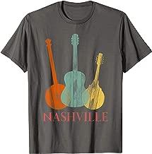 Nashville Tennessee Distressed Music Shirt
