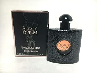 Yves Saint Laurent Black Opium Eau De Parfum 0.25oz Mini Dab-On Splash Bottle