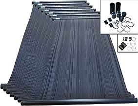 diy solar pool heating kits