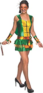 ninja turtle female halloween costume