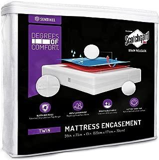 zippered mattress protector bed bugs