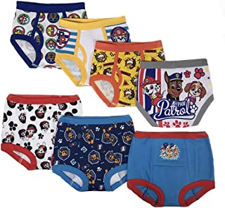 Toddler Boys 3pk Training Pants & 4pk Briefs