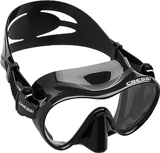 comprar comparacion Cressi F1 Mask - Máscara Monocristal Tecnología Frameless