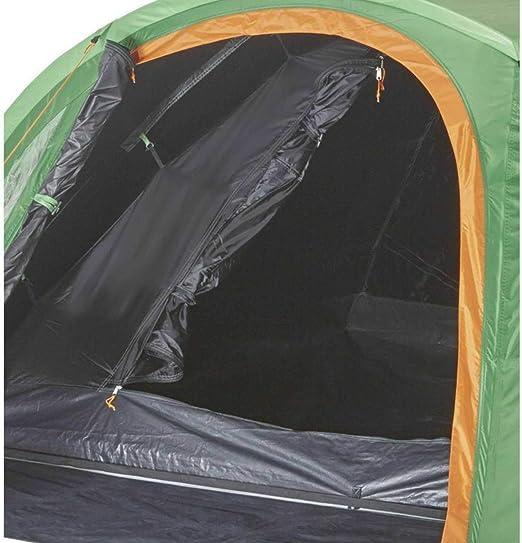 Crivit Tienda de campaña para 4 personas con techo doble iglú