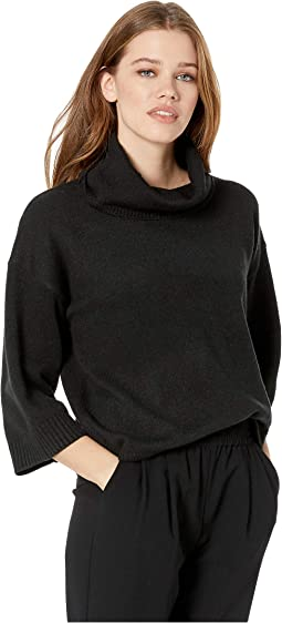 Cute Commute Cowl Neck Sweater