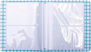 "Sprite Science Mini Photo Album Book for Fujifilm Instax Mini Films 3"" Photos Album 64 Pockets Paw"
