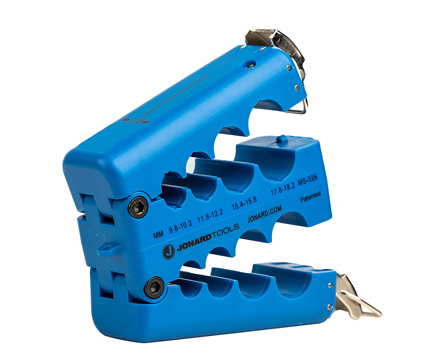 Jonard Tools All items free shipping MS-526 Mid Span Slit mm-18.2 Ring Easy-to-use mm Tool 10.2