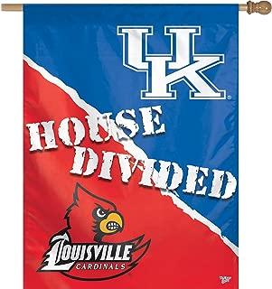 Wincraft Louisville Cardinals 27x37 Vertical Flag