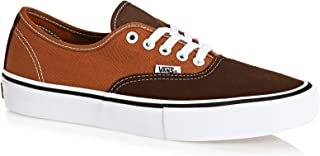 Vans Men's Shoes Authentic Pro Suede/Canvas Skate Sneakers VN000Q0DU14