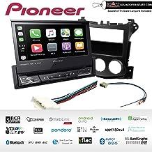pioneer single din flip out navigation