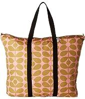 Sixties Stem Packaway Travel Bag