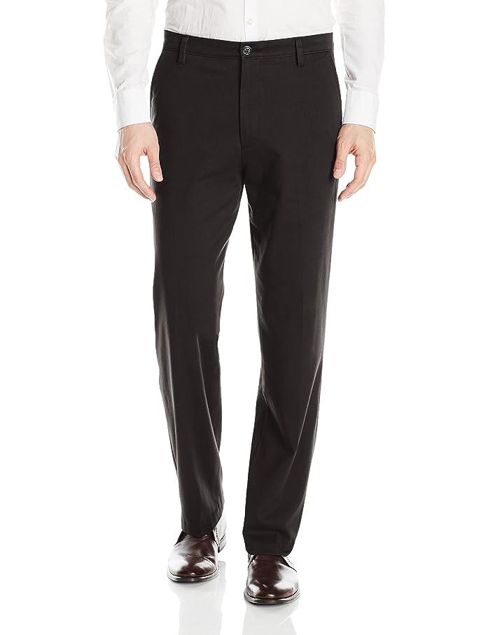 Dockers Men's Easy Khaki Stretch D3 Classic-Fit Flat-Front Pant