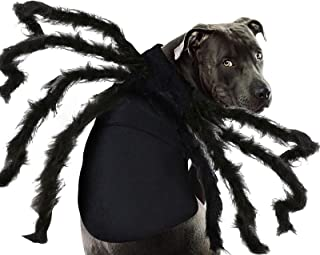 Halloween Costume for Pets Dogs Spiders Sweatshirt Cosplay Apparel Clothes Pets Dogs Halloween Funny Dog Puppies Theme Par...