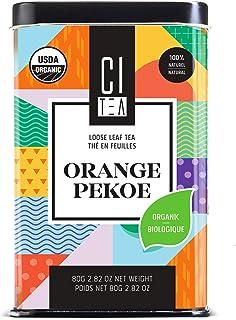 Orange Pekoe Organic Black Loose Leave Tea- Citea (Orange Pekoe, 80 g)