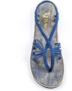 Flat Summer Sandals for Women Seashell