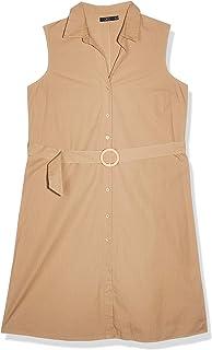 OVS فستان رايلي المنسوج للسيدات