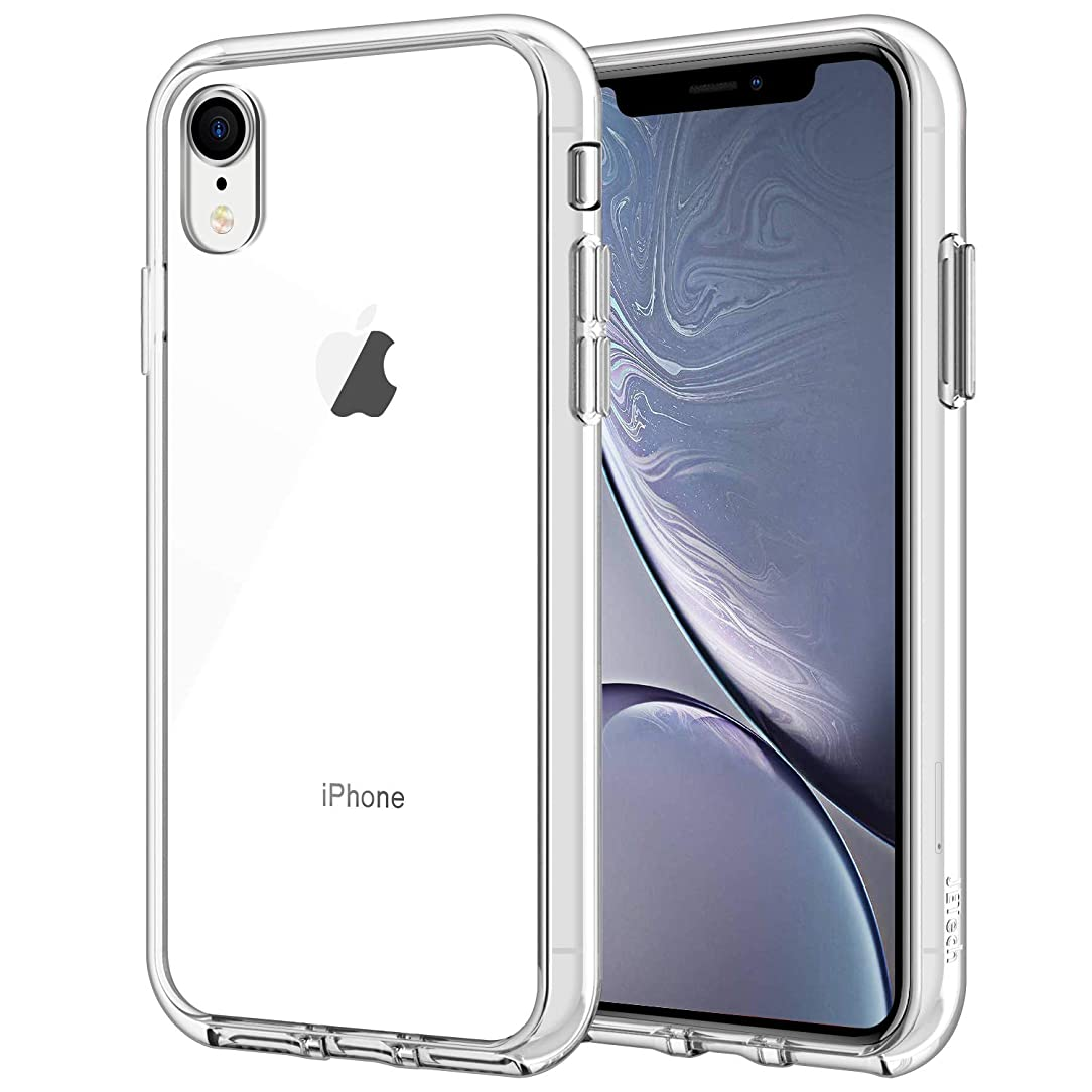 JETech Case for Apple iPhone XR 6.1-Inch, Shock-Absorption Bumper Cover, HD Clear khh56026795