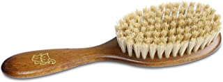 Mars Boar Bristle Cat Hair Brush Made in Germany 3/4 Bristles and 2 Wide Head