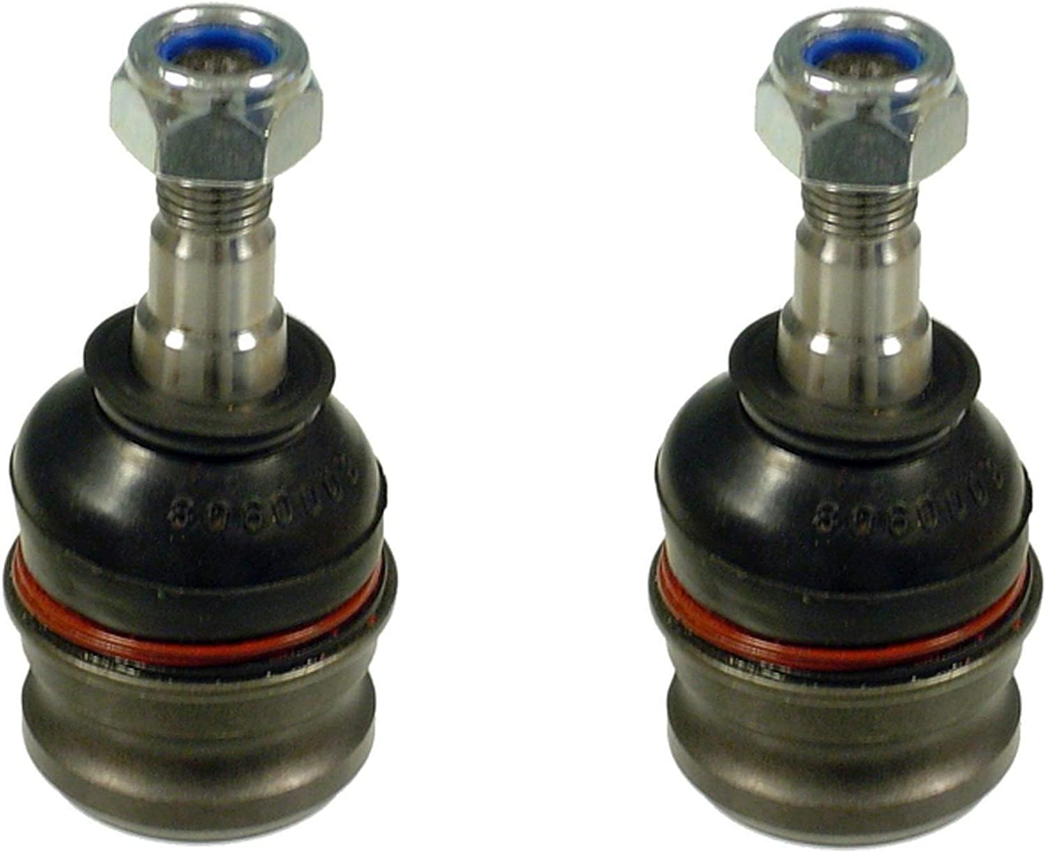 Pair Set of Bargain sale 2 Free Shipping New Front Lower Suspension For Delphi 9-2X Joint Ball