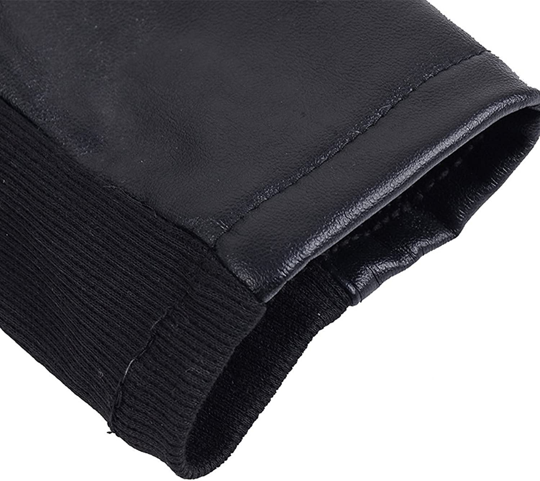 Sitengle Women Faux Leather Jackets Slim Biker Moto Bomber PU Zipper Punk Coat Oversized