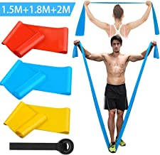 Widerstandsbänder Power Lifting Übungsband Fitness Pull Up Latex Fitnessband
