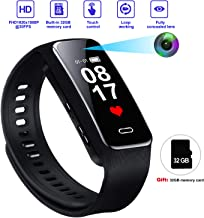 hd1080p wearable bracelet camera