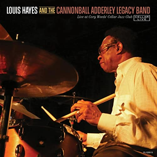 Exodus (Live) by Louis Hayes & Cannonball Adderley Quintet on Amazon