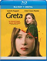 GRETA arrives on Digital May 14 and on Blu-ray and DVD May 28 from Universal Pictures